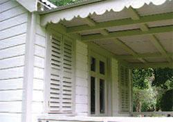 Chattel House William Lloyd Bespoke Garden Structures